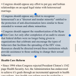 From archived Pence campaign web site -- his views on gays and HIV. http://t.co/lMP9Ui3pMF