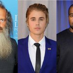 Word on the Web: @RickRubin and @kanyewest are working on @justinbiebers next album? http://t.co/V2EP5Bd4v7 http://t.co/FYSbwt6UAs