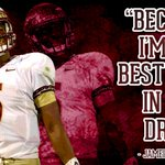 One thing is for sure, Jameis Winston isnt shy about why he should be the No. 1 overall pick. http://t.co/aaTuuKwvjc http://t.co/MhK9yC6wzt
