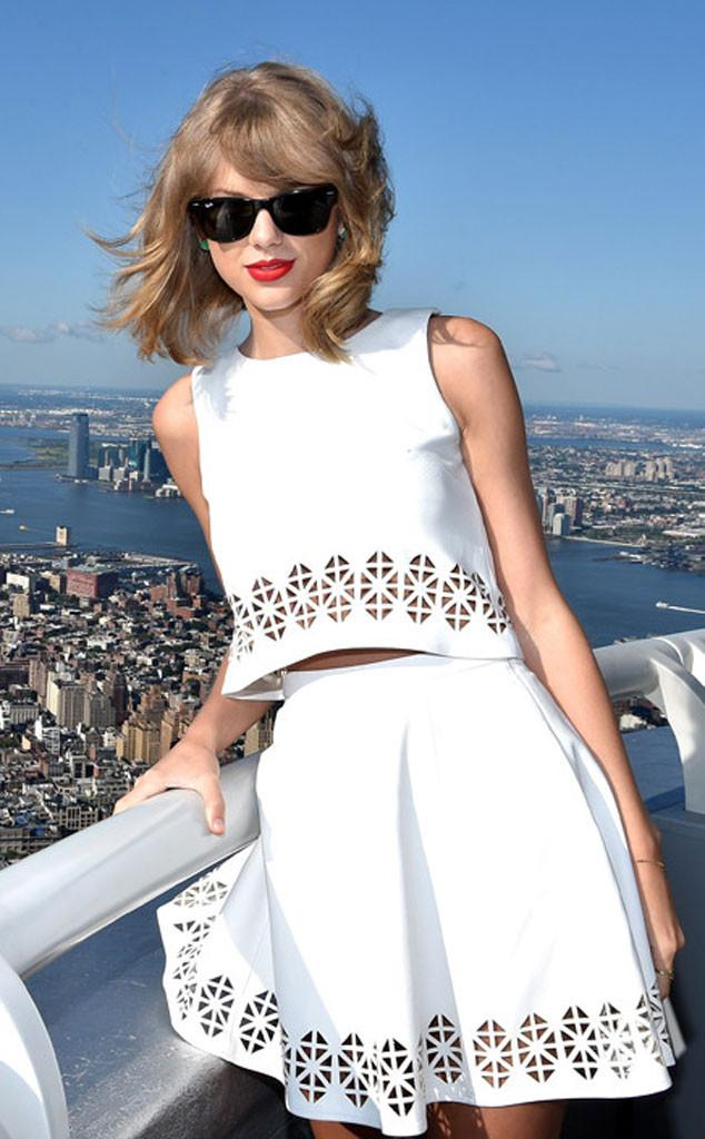 Um @TaylorSwift13's crop top game is STRONG. See our favorites here: