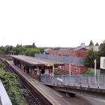 Hero railway staff save womans life after she fell in front of train at Salford Crescent http://t.co/OV81HZiSyW http://t.co/lu2OJyl8oS
