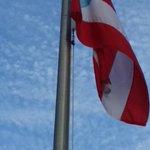 Atardecer en la Uni de Carolina @UPRCA_Informa después de reunión del claustro, ¡último día del cuatrimestre, feliz! http://t.co/zkrEohOOzq