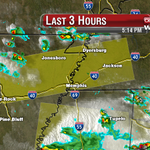 New Severe Thunder Storm Watch until 10PM for West Tennessee & Eastern Arkansas. Tune into New s Channel 3 http://t.co/wnjIz2jo7u