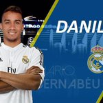 OFFICIEL ! Danilo va sengager au Real Madrid jusquen juin 2021 annonce le club ! http://t.co/NQiVVlV7kb