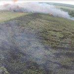 [EN IMÁGENES] Bomberos controlan fuego forestal cerca del Aeropuerto LMM >>> http://t.co/ImyNEqi48v http://t.co/cVYyYG9vtB