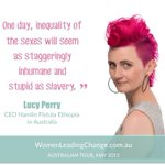 Im speaking in #Melbourne at Women Leading Change in May #WLC2015 @WakeUpProject http://t.co/2q88aXatev