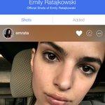 """@coltondrews: My baby girl! follow her, the most beautiful princess  @emrata #EmilyOnShots 👸💖 http://t.co/f8V2wUrUpO"""