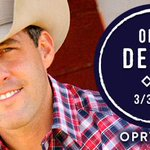 Getting close to making my #OpryDebut! Download the free #Opry app to listen or stream at http://t.co/lWrw0CqhLo http://t.co/sUpGU4PR9s