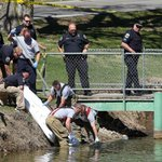 "Bystander after body is pulled out: ""Corby Pond doesnt need a name like this."" http://t.co/F6xAy3J9Pd #StJoMo http://t.co/tbezNGIjnq"