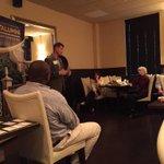 @DBlackburnUTC speaking to Nashville Chapter of @chattanoogaalum .. @GoMocsMBB great Eric Smith present! #GoMocs http://t.co/QkSCvTsSYg