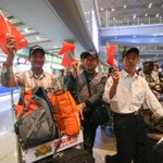Video: A total of 104 Chinese nationals evacuated from Yemen arrived in Beijing on Tuesday.http://t.co/6H6pUnthvg http://t.co/lc812QgwuY