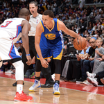 Steph Curry (27 pts) and the @warriors top the @LAClippers, 110-106 despite Blake Griffins 40-12-5. http://t.co/9sTVRtFYCB