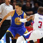 FINAL: The Golden State Warriors defeat the Los Angeles Clippers 110-106. Steph Curry: 27 points, 4 assists. http://t.co/FLP8oGCJoX