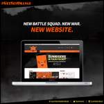Get ready for our new website in an hour! And were giving away some awesome prizes! #OrangeArmy #SRH #GetSetOrange http://t.co/OOChmnc4fe