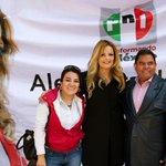 """Alejandra Del Río se va del PRI; rechaza """"protección"""" del partido a Cuauhtémoc Gutiérrez http://t.co/jwT81LHck9 http://t.co/2b0BRDUMEt"""