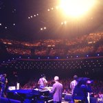 Stepping into the circle for the first time, its @aaron_watson! #OpryDebut #MyOpryDebut #Opry ???? http://t.co/jlQKdiy7LG
