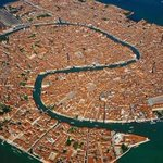 Venice from above. http://t.co/acnWIsX0po