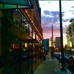 Urban #sunset @Downtown_Tucson at #Penca #Tucson #MexCty #drinks http://t.co/ILTkxS70F4