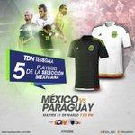 ¿Cuántas veces ha eliminado México a Paraguay en Copa América? Contesta con el HT #TriTDN http://t.co/fTJam4nDl6