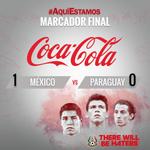 #AquíEstamos con nuestro segundo triunfo del 2015. El marcador final es presentado por @CocaColaMx http://t.co/vGv46XpE0h