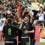 """En partido """"Molero"""" celebrado en KC, @miseleccionmx con gol de @LaloHerrera15 venció 1 a 0 a #Paraguay http://t.co/DOUmO7gtqe"""