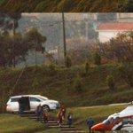 @David_Korenfeld tus Vecinos te captan utilizando el helicóptero de Conagua, con niños y maletas,no te da vergueza http://t.co/xb0EiLS7m6
