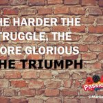 """The harder the struggle, the more glorious the triumph"" #Quotes #Marketing #Sydney http://t.co/bI33jrGoEY"
