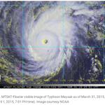 #WeatherAlert: Philippines braces for Typhoon Maysak http://t.co/oPfYzpHXqt http://t.co/OSUxNwFwt7
