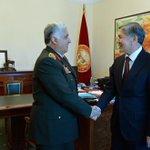 Атамбаев отдал приказ начальнику генштаба ВС КР о бомбардировке позиций ИГИЛ стратегической авиацией Кыргызстана http://t.co/zYhwBx4w1P