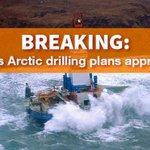 Kein Aprilscherz: US-Regierung hat Bohrpläne von Shell vor der Küste Alaskas genehmigt! https://t.co/qzyIv1KFIl http://t.co/iSTCz7d1Cm