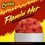 """@eegees: Our hottest new flavor available starting tomorrow! #CanYouTakeTheHeat #eegees #feelinHotHotHot http://t.co/COsPZAdi5u"" ew"