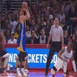 Steph Curry turns Chris Pauls ankles to dust: http://t.co/hWZr3WwaHJ http://t.co/oLUgoXrrys