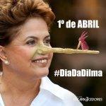1º de abril: Feliz #DiaDaDilma! Veja as homenagens: http://t.co/od3I1lZk4D http://t.co/AcpN7rhtpN