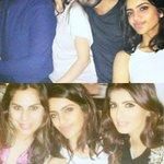"""@AlwayzRamCharan: Manish Malhotra @ManishMalhotra1 with #RamCharan and Upasna in Dubai http://t.co/sgXMxPkvce"""