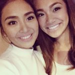 """""""@imshinchi: """"One of my favorite photo that night! My own selfie with Ms. Kathryn! i am so © https://t.co/A265ftWqHQ http://t.co/VeEUHuwPR1"""""""