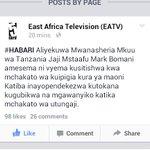 Tutegemee maduka Kariakoo  kufunguliwa soon! http://t.co/6rkAArVHTg