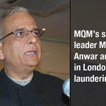64 year old arrested in London on money laundering charges is Mohammad Anwar...  #AnwarBustedMQMDusted http://t.co/h4sDgITzr0