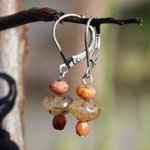 Bohemian earrings Boho earrings brown earrings boho by JabberDuck http://t.co/DA1TDXvd6X http://t.co/8kiiryGIGa