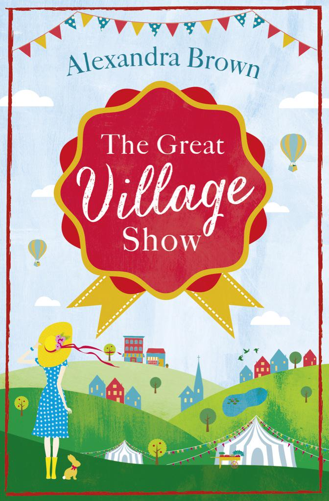 Ta-daaaaah! Here it is tweeterpies, the cover for #GreatVillageShow out in July. You like?  http://t.co/kpaP2v6V1i http://t.co/OeS3VuIPYe