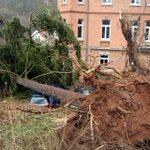 """#Thüringen wurde vom Sturmtief """"#Niklas"""" mit am heftigsten getroffen: http://t.co/3Roh44WK7z http://t.co/K6iICfXvX5"""