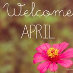 Welcome April - We wish you a very productive new month. http://t.co/hcS5trb3QR