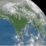 Latest Satellite Image of Nepali Sky (NPT=UTC+5.45) [Auto tweet] #Weather: http://t.co/X1fEYdVqoo #SatImage #Nepal http://t.co/IjuCLdj4Li