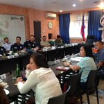 Pre-disaster risk assessment meeting for Typhoon Chedeng with DSWD as vice-chairman for response @dswdserves @govph http://t.co/sx8uya8GD0