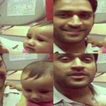 RT @NewsEighteen: This is not @msdhoni 's daughter Ziva. @SaakshiSRawat clears the air on viral pic http://t.co/efE1boB8tK @ibnlive http://…