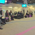 Elevator pitch for the Palestinian business women delegation during their visit to #ZINCJO #ZainCER #Amman #Jordan http://t.co/lb8vH2i7sF