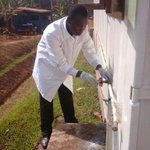 """""""@nwscug: Rain cannot stop the team from monitoring water Quality.Team Currently in  Katwe  @KCCAUG http://t.co/nbyM2sKXXd"""""""