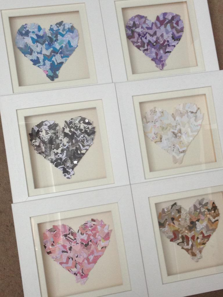 #WinitWednesday RT & follow to win one of these gorgeous butterfly heart frames, winner chosen 8pm tonight! http://t.co/EUMQoXTOsB