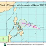IN CASE YOU MISSED IT: Maysak now a super typhoon, says Joint Typhoon Warning Center http://t.co/AcTLAlsEU9