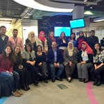 A group photo with the Palestinian business women forum after their visit to #ZINCJO #Amman #Jordan http://t.co/NHgYD37YEY