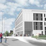 Major new hotel & conference centre could be built in #Birmingham by UKs largest trade union http://t.co/k6rMmeuV3S http://t.co/dsKw2pFljK